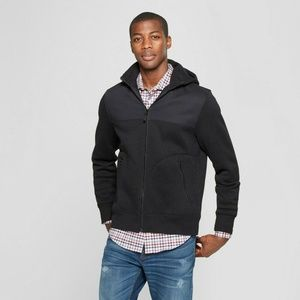 Men's Goodfellow Fleece Shirt Jacket S $32